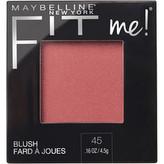 Maybelline Tvářenka Fit Me! (Blush) 5 g Odstín 50 Wine woman