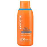 Lancaster Mléko na opalování SPF 50 Sun Beauty (Velvet Fluid Milk) Objem 400 ml woman