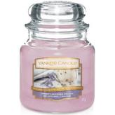 Yankee Candle Aromatická svíčka Classic malá Honey Lavender Gelato 104 g unisex