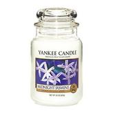 Yankee Candle Aromatická svíčka Classic malá Midnight Jasmine 104 g unisex