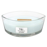 WoodWick Vonná svíčka loď Pure Comfort 453 g unisex
