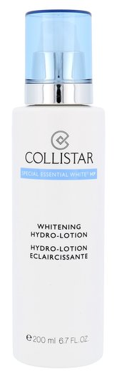 Collistar Hydratační čisticí mléko pro rozjasnění pleti Special Essential White® HP (Whitening Hydro-Lotion) 200 ml woman
