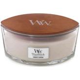 WoodWick Vonná svíčka loď Smoked Jasmine 453 g unisex