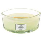 WoodWick Vonná svíčka Fig Leaf & Tuberose 453,6 g unisex
