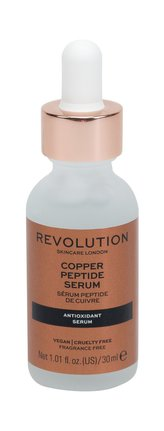 Revolution Antioxidační sérum Skincare (Copper Peptide Serum) 30 ml woman