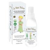 Le Petit Prince Relaxační masážní olej pro děti s výtažky z měsíčku lékařského (Relaxing Soothing Oil With Calendula Organic Extracts) 150 ml child