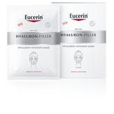 Eucerin Hyaluronová intenzivní maska Hyaluron-Filler (Hyaluron Intensive Mask) 4 ks woman