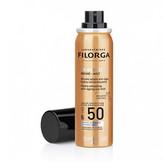 Filorga Pleťový opalovací sprej UV-Bronze SPF 50 (Hydra Refreshing Anti-Ageing Sun Mist) 60 ml woman