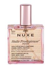 Nuxe Multifunkční suchý olej na obličej, tělo a vlasy s květinovou vůní Huile Prodigieuse Florale (Multi-Purpose Dry Oil) 100 ml woman