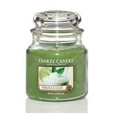 Yankee Candle Aromatická svíčka Classic střední Vanilka a limetka (Vanilla Lime) 411 g unisex