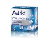 Astrid Zpevňující noční krém proti vráskám Hyaluron 3D 50 ml woman
