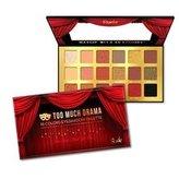 RUDE® Cosmetics Paletka 18 očních stínů Too Much Drama (18 Eyeshadow Palette) 18 g woman