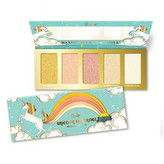 RUDE® Cosmetics Paletka 5 rozjasňovačů Unicorn Fantasies (Highlight Palette) 21 g woman