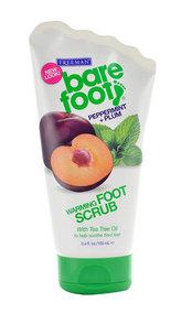 Freeman Samozahřívací peeling na nohy s mátou a švestkou (Warming Foot Scrub Peppermint + Plum) 100 ml pro ženy