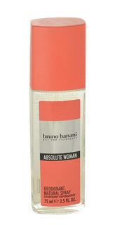 Bruno Banani Absolute Woman Deodorant 75 ml pro ženy