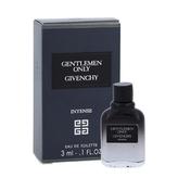 Givenchy Gentlemen Only Intense Toaletní voda 3 ml pro muže
