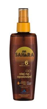 Sahara Sun Opalovací přípravek na tělo Tanning Oil 150 ml SPF6 unisex