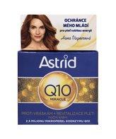Astrid Q10 Miracle Noční pleťový krém 50 ml pro ženy
